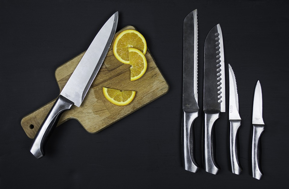 Choix du couteau